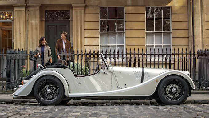 Morgan Roadster 110 Anniversary 3