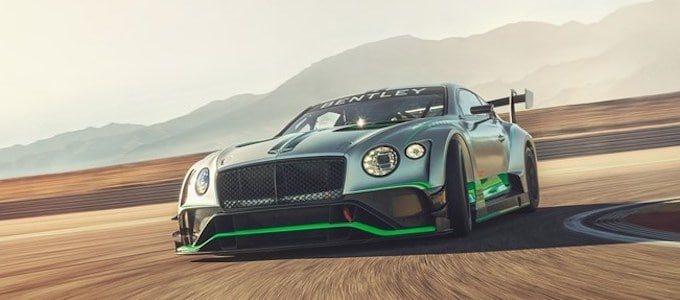 Bentley Returns to Bathurst in Centenary Year