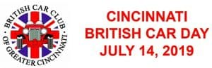 British Car Day of Greater Cincinnati