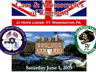 Cars & Motorcycles of England