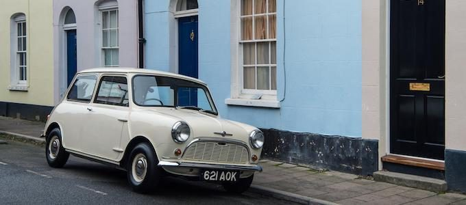 Celebrating 60 Years of an icon - the MINI 60 Years Edition 1