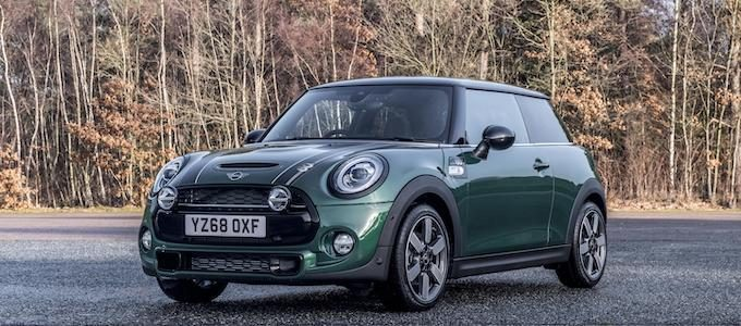 Celebrating 60 Years of an icon - the MINI 60 Years Edition 2