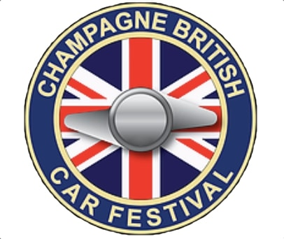 Champagne British Car Festival