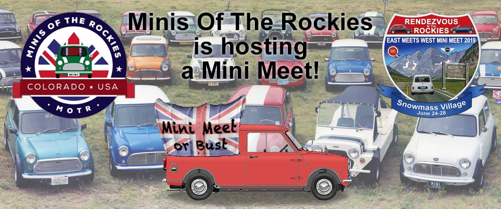 East Meets West Mini Meet 2019 - Rendezvous In The Rockies