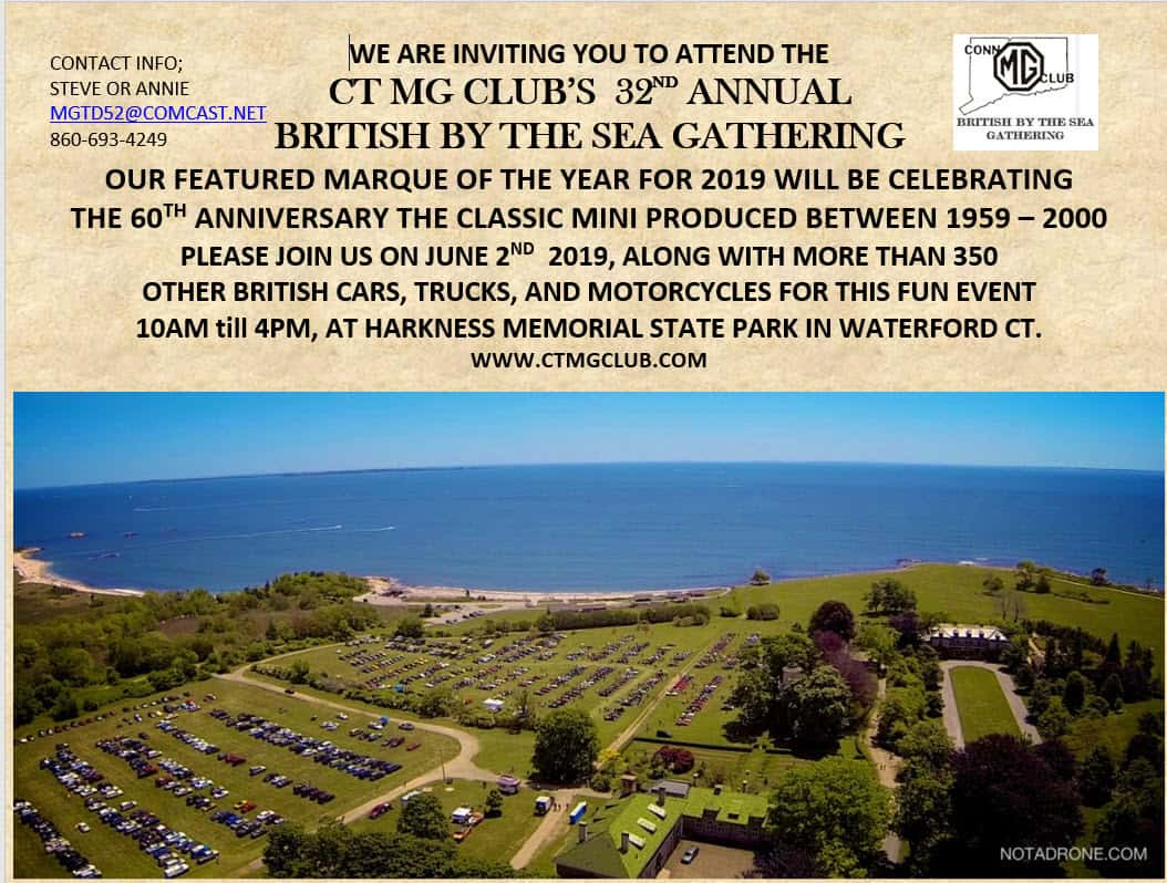BRITISH BY THE SEA 2019