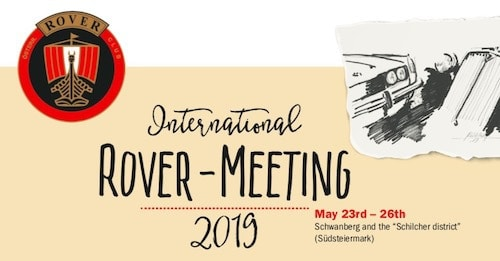International Rover Meeting 2019