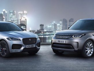 JLR Releases Statement on One Week Production Stand Down