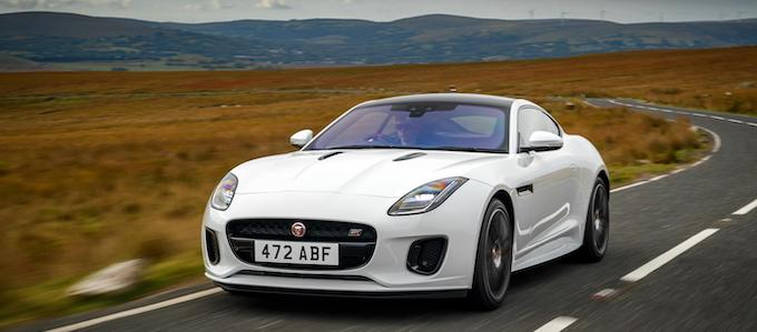 Jaguar F-Type Checkered Flag Limited Edition for 2020