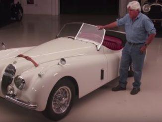 Jaguar XK120 - Jay Leno's Garage