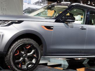 Land Rover Discovery 5, IAA 2017