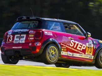 MINI John Cooper Works Team to Enter SRO TC America