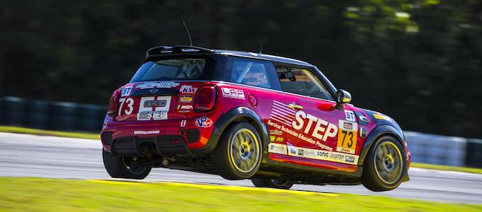 MINI John Cooper Works Team to Enter SRO TC America