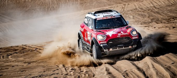 MINIs Finish Strong in Dakar Rally 2019