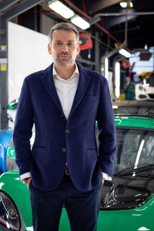 Management Appointments at Lotus Cars - James Andrew