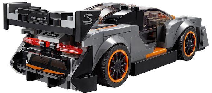 McLaren Senna LEGO back1