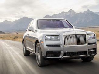 Rolls-Royce Cullinan, Wyoming USAPhoto: James Lipman / jameslipman.com