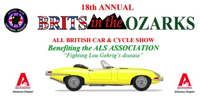 18th Annual Brits in the Ozarks - Arkansas