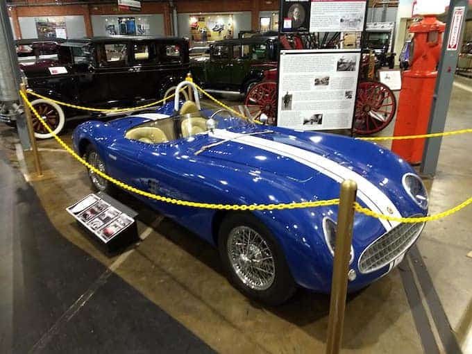1954 Sutton Jaguar
