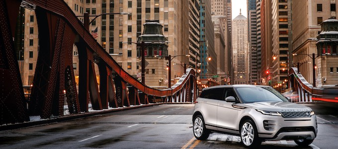2020 Ranger Rover Evoque Revealed in Chicago 5