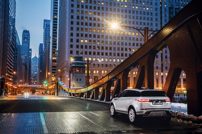 2020 Ranger Rover Evoque Revealed in Chicago 6