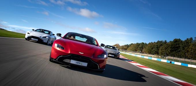 AMR Drivers' Club - Copyright: Nick Dungan Photography