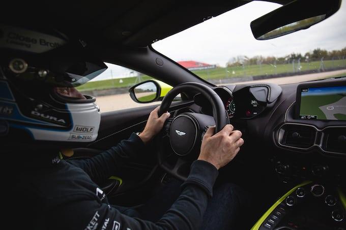 AMR Drivers' Club - Copyright : Nick Dungan Photography