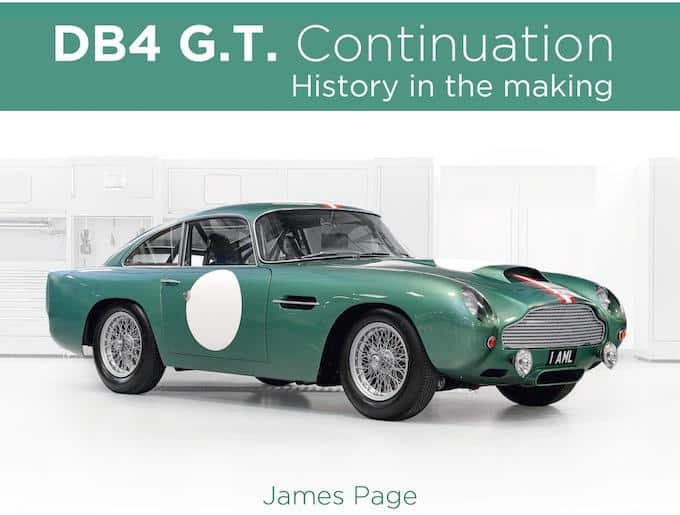 Aston Martin DB4GT Continuation - History in the Making