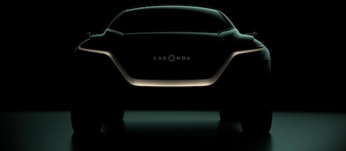 Aston Martin Lagonda All-Terrain concept to make global debut at Geneva