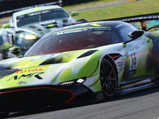 Aston Martin to partner Silverstone Classic 1