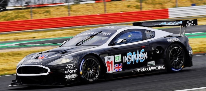 Aston Martin to partner Silverstone Classic 2