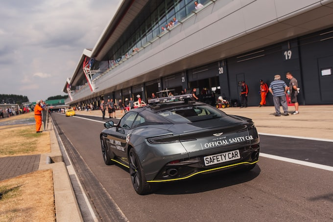 Aston Martin to partner Silverstone Classic 3
