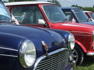 Beaulieu Silver Spring Autojumble Celebrates Mini's 60th 1