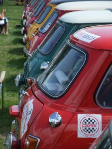 Beaulieu Silver Spring Autojumble Celebrates Mini's 60th 2
