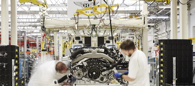 Bentley Motors Maintains Top Employer Status 1