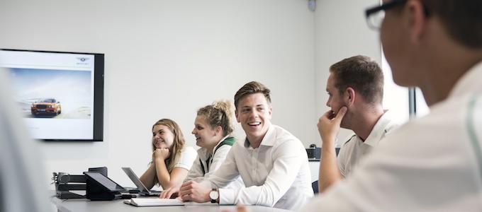 Bentley Motors Open 2019 Apprentice Recruitment