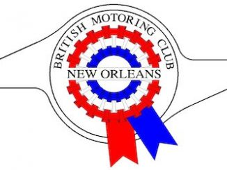 British Motoring Club of New Orleans