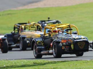 Caterham Motorsport Team Enduro 2