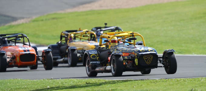 Caterham Motorsport Team Enduro 2 - Caterham to Host Multi-Class Endurance Race