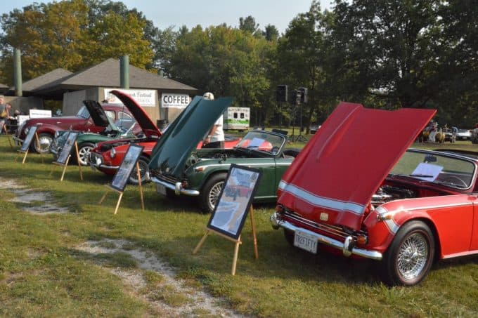 36th Annual British Car Day