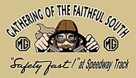 GoF South 2019 - Safety Fast at the Speedway Track