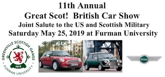 Great Scot British Car Show