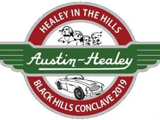 Healey Conclave 2019