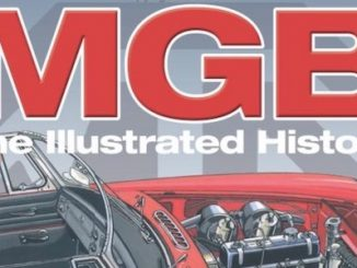 MGB - The Illustrated History, 4th Edition - Header