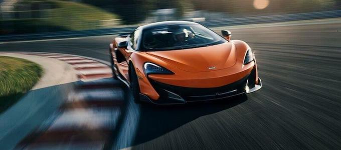 McLaren Announces Record Global Sales for 2018