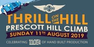 Morgan Thrill on the Hill - Prescott Hill Climb 2019