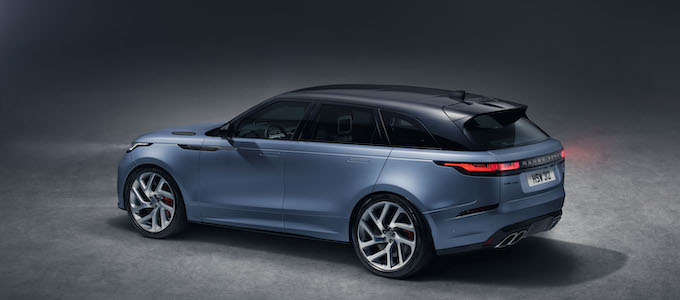 Range Rover Velar - SVAutobiography Dynamic Edition