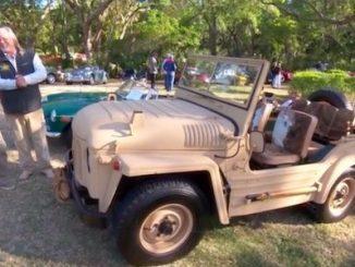 VotW - My Classic Car at Cars on Kiawah 2018