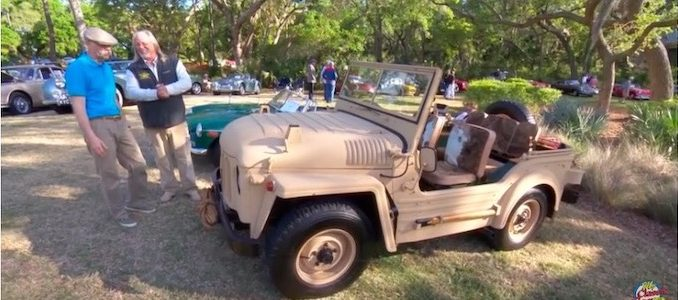 VotW - My Classic Car at Cars on Kiawah 2018