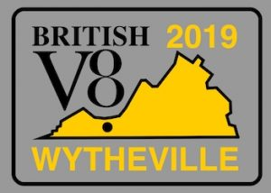 BritishV8 2019