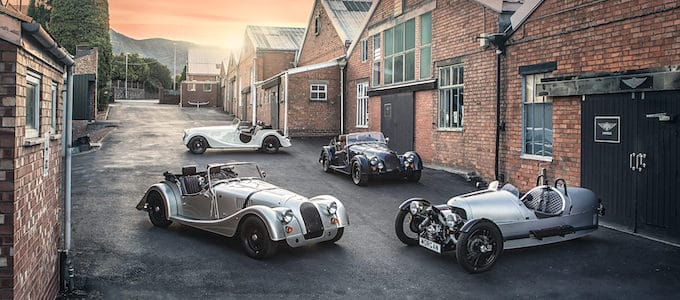 Investindustrial Acquires Majority Stake In Morgan Motor Company